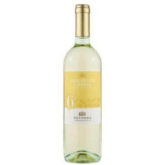Grechetto vino bianco umbro